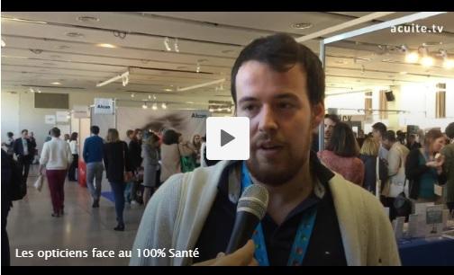 100% Santé : vos témoignages lors du Congrès d'Optométrie et de Contactologie
