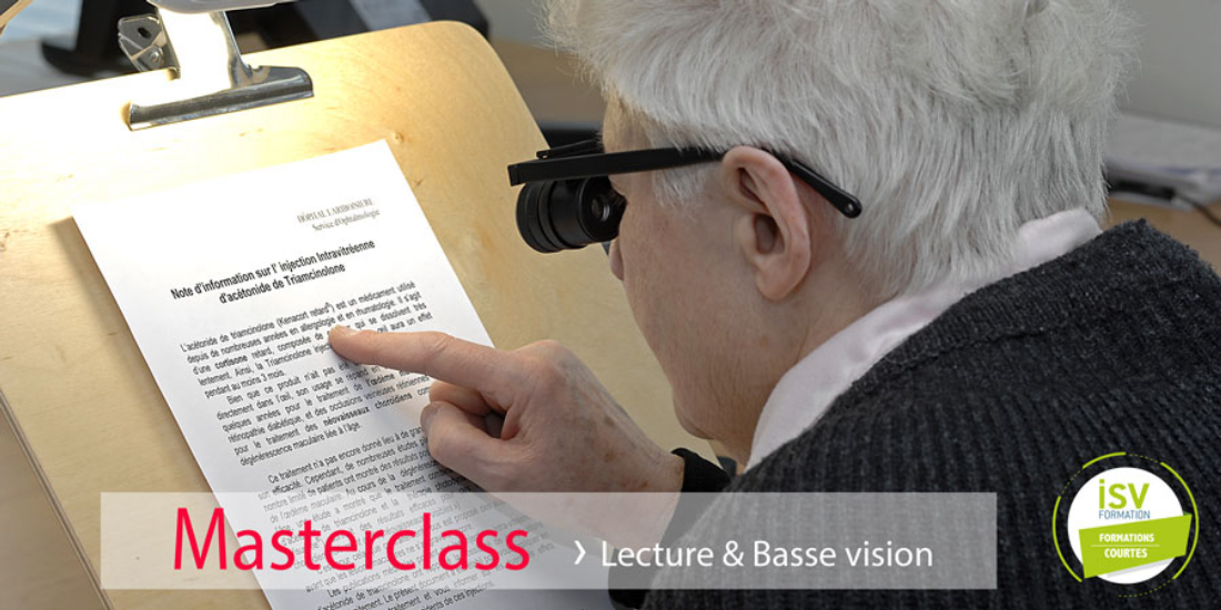Masterclass Lecture & Basse vision