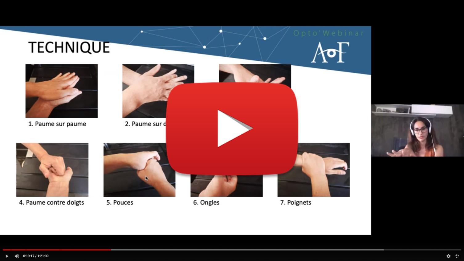 | WEBINAR Hygiène et Covid-19, apprenez les bons gestes |