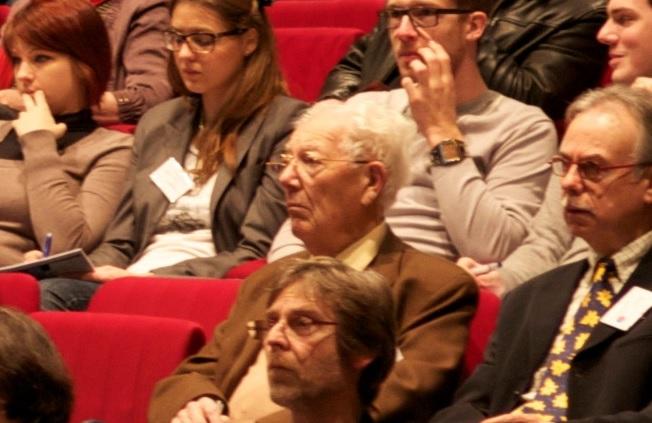 Décès de Claude Darras, opticien et optométriste passionné