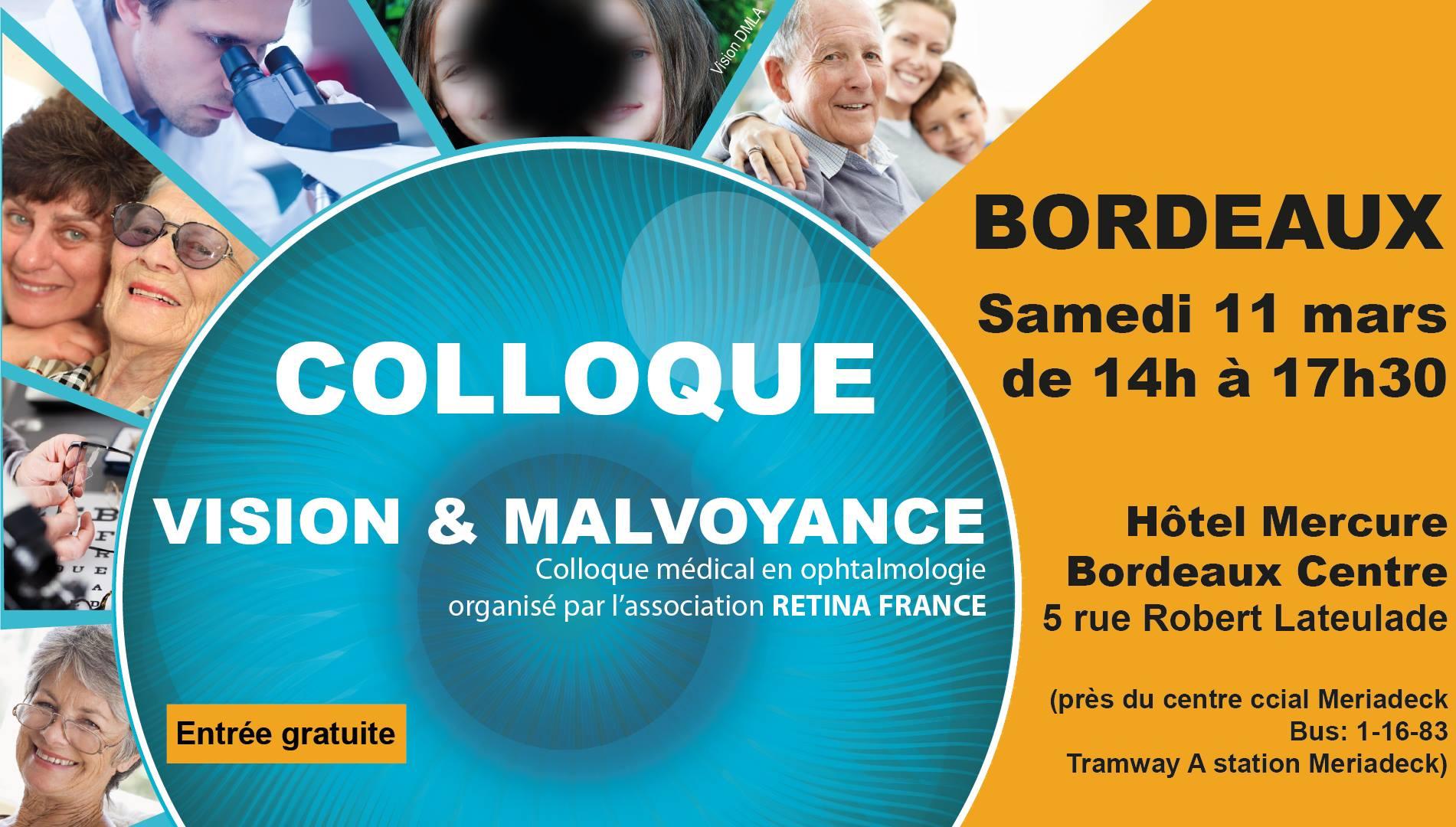 Colloque Vision & Malvoyance