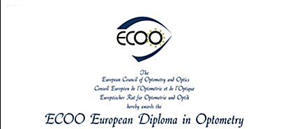 European Diploma in Optometry