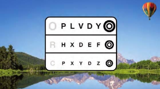 I'Syncro 3D de chez OptoVision