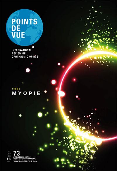Myopie, défier la Pandémie